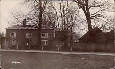 Upshire near Waltham Abbey. House & Barn. The Bury.