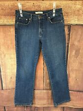 Women's Levi's 505 Straight Leg Jeans Size 8 Short Inseam 28