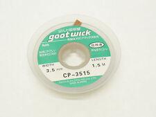 NEW 3.5mm BGA Solder Desoldering Remover  CP-3515  Braided Copper Wire