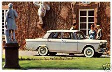 """Auto Car * FIAT 2300 """"lusso"""" Bj.1965 * Werbe-AK"""