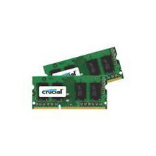 New Crucial 8GB (2 x 4GB) 204-Pin SO-DIMM DDR3-1066 (PC3-8500) CL7 LAPTOP MEMORY