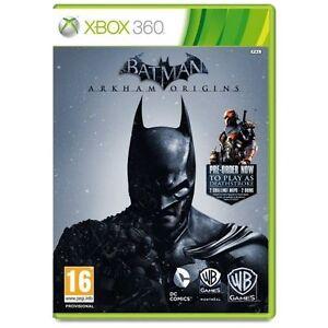 Batman: Arkham Origins (Microsoft Xbox 360, 2013) - European Version