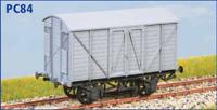 GWR 10T Mink A Goods Van V12/14/16 - OO gauge - Parkside PC84 - free post
