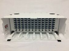 ADC LSX-6K0000-144 144 Position LC Connector Fi Panel