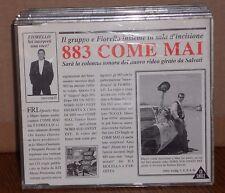883 FIORELLO - COME MAI - 5 VERSIONI CD SINGOLO  slim case