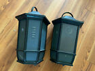 Acoustic Research outdoor lantern wireless speakers WS2PK63. (pair)