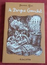 LE BORGNE GAUCHER BD JOAN SFAR ASSOCIATION  2000