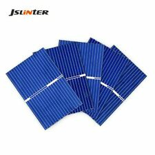 100pcs Cheap Solar Cell Silicon for DIY Panel Module Solar Small Batter