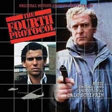 The Fourth Protocol - Soundtrack - Lalo Schifrin (NEW CD)