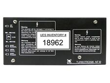 TURBOTRONIK NT 12 Inficon 857 04 Turbomolecular Pump Controller Leybold Working