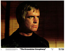 The Groundstar Conspiracy George peppard cool portrait photo original Lobby Card