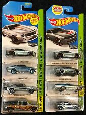 Lot of 2014-2017 Hot Wheels Zamacs - 36 Cars