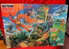 1964 VINTAGE GI JOE : VINTAGE PALITOY ACTION MAN OLD SHOP STORE DISPLAY