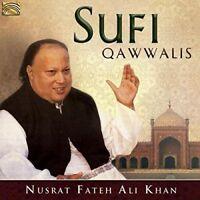 Nusrat Fateh Ali Khan - Sufi Qawwalis [CD]