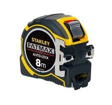 FLESSOMETRO STANLEY METRO XTHT0-33501 XTXT 0-33501 METRO FATMAX AUTOLOCK 8 MT