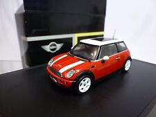 MINICHAMPS 80420029829 MINI COOPER - RED 1:43 - EXCELLENT IN DEALER BOX