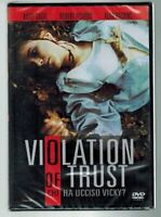 Violation of Trust Chi ha ucciso Vicky ? DVD Katey Sagal