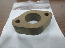 Vintage Motorcycle Motocross MX Intake Manifold Boot Flange 71L x 46W x 20.5mm T