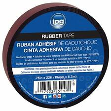 """IPG Rubber Tape, 0.75"""" x 22 ft (Single Roll)"""