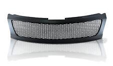 MATTE BLACK FRONT NET GRILL GRILLE FOR MITSUBISHI TRITON L200 ANIMAL 2015-ON