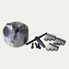 K11 Series 3 Jaw Self Centering Lathe Chuck [Diameter: 80mm - 200mm]