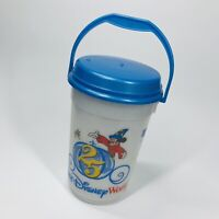 Walt Disney World Popcorn Bucket 1996 Magic Kingdom 25th Anniversary Mickey (RR)