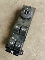 Ford Focus / C-Max 4 x Way Electric Window Switch - Drivers Side 3M5T-14A132-AG