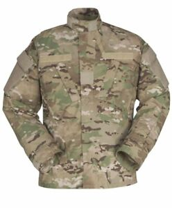 GI US Army Flame resistant Shirt Multicam  FR Shirt  Genuine Military Issue