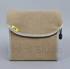 Lee Filters SW150 Field Pouch Holds 10 Filters for the SW150 System - Sand