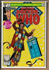 DOCTOR WHO _ MARVEL PREMIERE 57-60 _ 1980 _ 1ST US DOCTOR WHO _ FULL RUN _