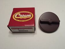 JEEP PARTS CJ / TRUCK , WAGONEER PAINTED GAS CAP NEW