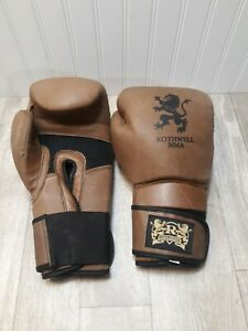 Rothwell Mixed Martial Arts 16 OZ Gloves