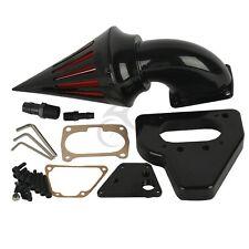 Black Spike Air Cleaner Kits Intake Filter For Honda VTX1800 VTX 1800 2002-2009