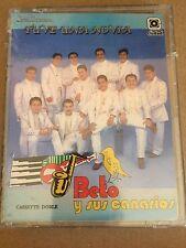 Beto y Sus canarios  (2 cassettes)