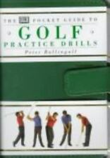 DK Pocket Guide to Golf: Practice Drills, Ballingall, Peter, Good Book