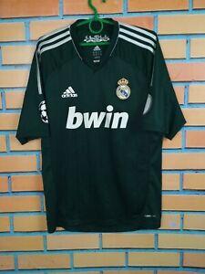 Real Madrid Jersey 2010 2011 Cup Shirt MEDIUM Adidas X53540