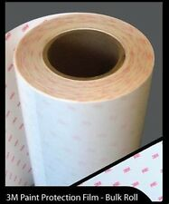 """Invisible 3M Protective Clear Vinyl Film Decal Non-chip Gloss 6"""" x 39"""" DIY Roll"""