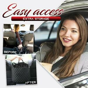 Car Seat Storage And Handbag Holding Net QV