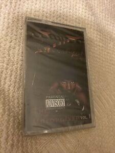 X-RAIDED The Unforgiven *SEALED* Gangsta Rap Tape Brotha Lynch Hung Black Market