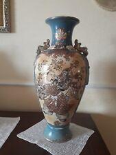 """Vaso cinese antico inizio '900  porcellana decorato a mano. """"Quadro antico"""""""