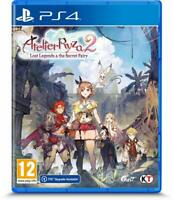 Atelier Ryza 2: Lost Legends & the Secret Fairy (PS4 PlayStation)