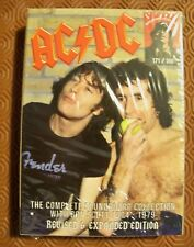 "AC/DC ""COMPLETE SOUNDBOARD COLLECTION WITH BON SCOTT 1974-1979"" 16CD+DVD 171/300"