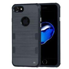 Fundas y carcasas Para iPhone 7 color principal azul de silicona/goma para teléfonos móviles y PDAs