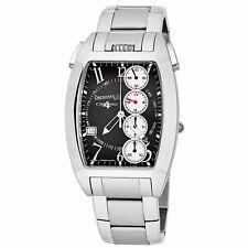Eberhard Men's Chrono 4 Temerario Stainless Steel Swiss Automatic Watch 31047.5