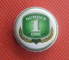 "Nelle CALEDONIE -NEW CALEDONIA - CAPSULE BIERE "" NUMBER ONE "" 2 ETIQUETTES"