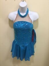 Jerry's Blue Lace Quartz Dress Adult Medium