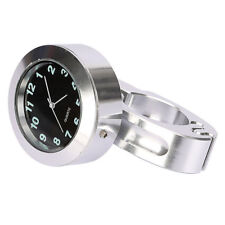 For BMW Honda Yamaha 7/8 &1 inch CNC motorcycle handlebar watch clock waterproof