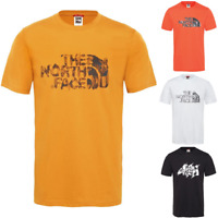 THE NORTH FACE TNF Flash Cotton T-Shirt Short Sleeve Tee Mens All Size New