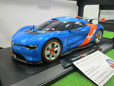 RENAULT ALPINE A110-50  2012 bleu 1/18 NOREV 185147 voiture miniature collection
