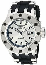 Invicta 20188 Mens Subaqua Automatic Stainless Steel and Silicone  Watch